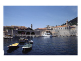 Port of Old City of Dubrovnik Prints by  Anonymous