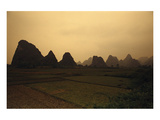 Mountain Landscape Guilin China Prints by  Anonymous