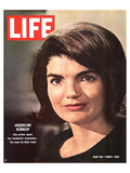 LIFE Jacqueline Kennedy 1964 Poster by  Anonymous