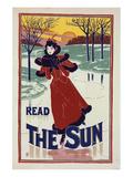 Read the Sun - Poster Affiches par Louis Rhead