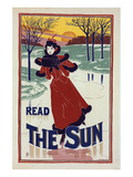 Read the Sun - Poster Prints by Louis Rhead