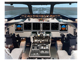 MD-90 LCD Flight Deck Posters by  Anonymous