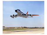 McDonnell 119 1st business jet Prints by  Anonymous