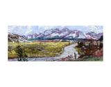 Overlook Art by Robert Moore