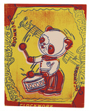Panda, 1983 Plakat af Andy Warhol