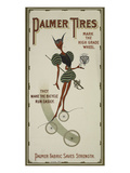 Palmer Tires Premium Giclee Print by  Anonymous