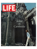 LIFE Jackie Kennedy in Cambodia Posters by  Anonymous
