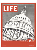LIFE United States Capitol 1937 Prints by  Anonymous