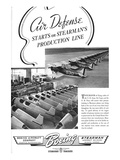 Stearman's Trainer Production Line Posters by  Anonymous