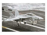 Super Hornet Carrier Landing Prints by  Anonymous