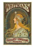 Whitman's Chocolates Philadelphia Prints by  Anonymous