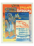 Thes Palais Indiens Posters by Georges De Feure