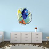 Finding Dory with Nemo Wall Art Cardboard Cutouts