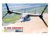 V-22 Osprey Print by  Anonymous