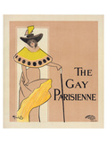 The gay Parisienne Prints by Hyland Ellis