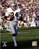 Willie Brown Super Bowl XI Action Photo