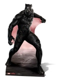 Black Panther - Marvel Civil War Pappfigurer