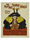 The New York Sunday World Posters by  Anonymous