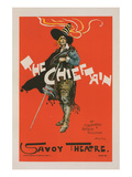 The Chieftain - Savoy Theatre Prints by Dudley Hardy
