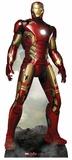 Iron Man - The Avengers: Age of Ultron Silhouettes découpées en carton