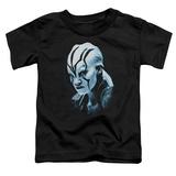 Toddler: Star Trek Beyond- Jaylah Close-Up T-shirts