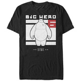 Big Hero 6- Baymax Block Shirt