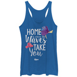 Juniors Tank Top: Finding Dory- Where The Waves Take You Tank Top