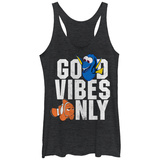 Juniors Tank Top: Finding Dory- Current Mood Hank Canotta