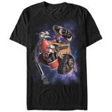 Pixar: Wall-E- Space Blast T-Shirts