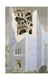 Coggeshall Church, Essex Giclee Print by John Armstrong