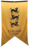 Game Of Thrones- House Clegane Banner Affiches