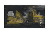 Devastation, 1941: an East End Street Giclee Print by Graham Sutherland