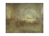 The Long Cellar at Petworth Giclee Print by Joseph Mallord William Turner