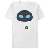 Pixar: Wall-E- Eve Profile T-shirts