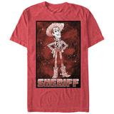 Pixar: Toy Story- Galactic Sheriff Shirts