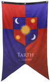 Game Of Thrones- House Tarth Banner Kunstdruck