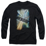 Long Sleeve: Star Trek Beyond- Crossing The Abyss Shirts