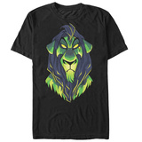 Disney: The Lion King- Dark Scar T-shirts