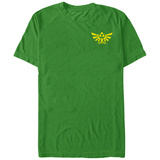 The Legend Of Zelda: Hyrule Crest Shirts