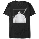 Big Hero 6- Baymax Taped Leaks Shirts