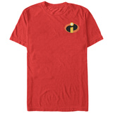 Disney: The Incredibles- Pocket Logo T-shirts