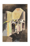 Devastation, 1940: a House on the Welsh Border Giclee Print by Graham Sutherland
