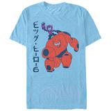 Big Hero 6- Hiro & Baymax Kanji T-Shirt