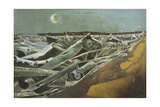 Totes Meer (Dead Sea) Giclee Print by Paul Nash