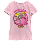 Young Girls: Super Mario- Cute As Princess Peach Vêtements