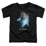 Toddler: Star Trek Beyond- Kirk Poster T-Shirt
