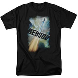 Star Trek Beyond- Crossing The Abyss T-Shirt