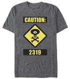 Pixar: Monsters Inc.- Code 2319 T-shirts