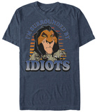 Disney: The Lion King- Surrounded By Idiots T-Shirts