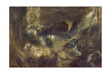 The Vision of Jacob's Ladder Giclee Print by Joseph Mallord William Turner